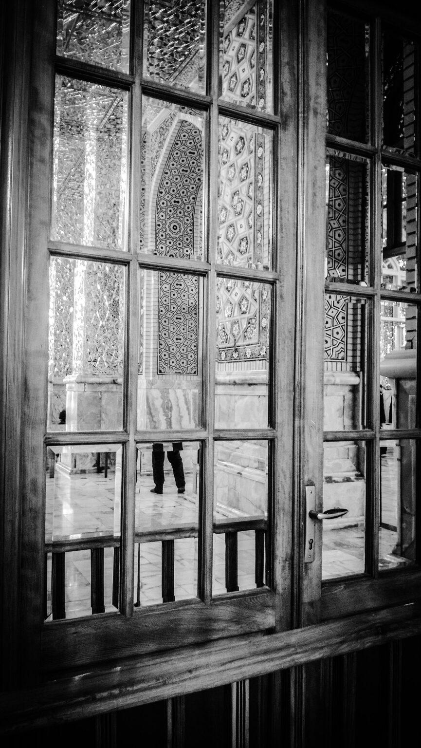 Holy Shrine Of Imam Reza, Mashhad, Iran, 2015.